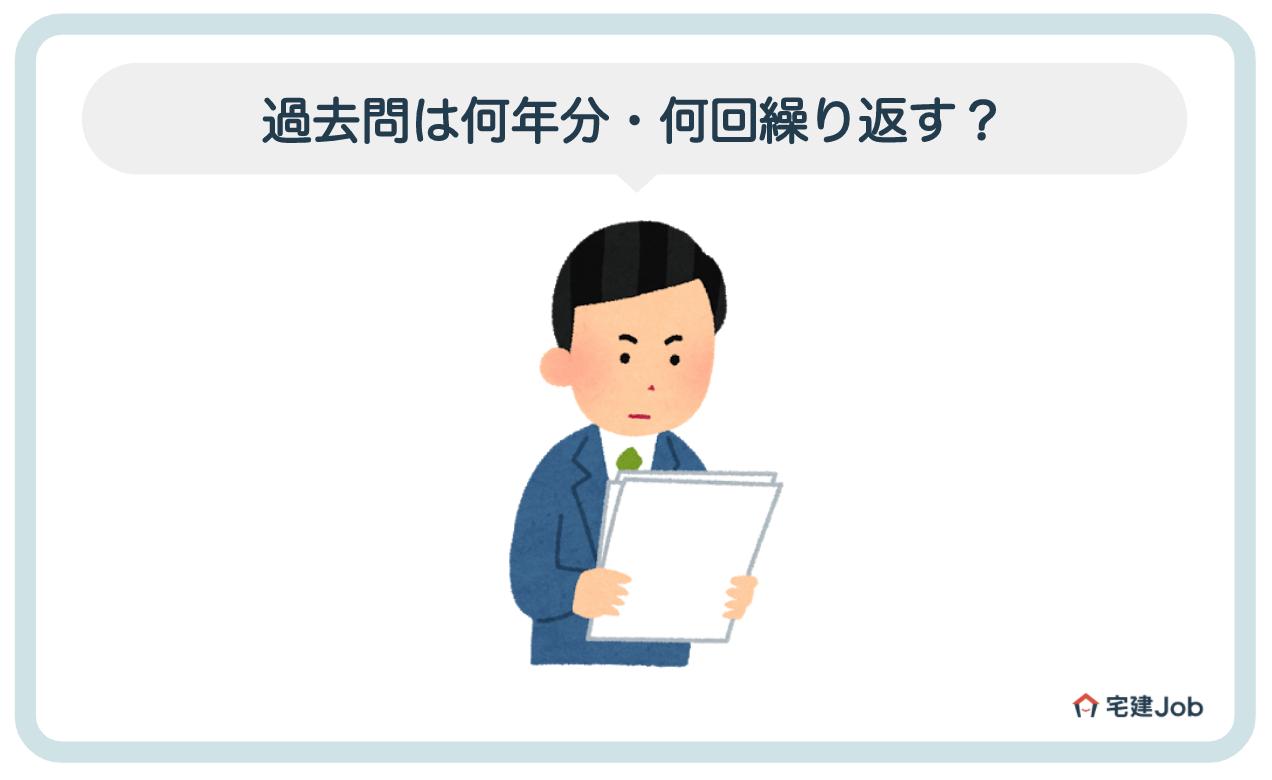 2.宅建試験の過去問の使い方