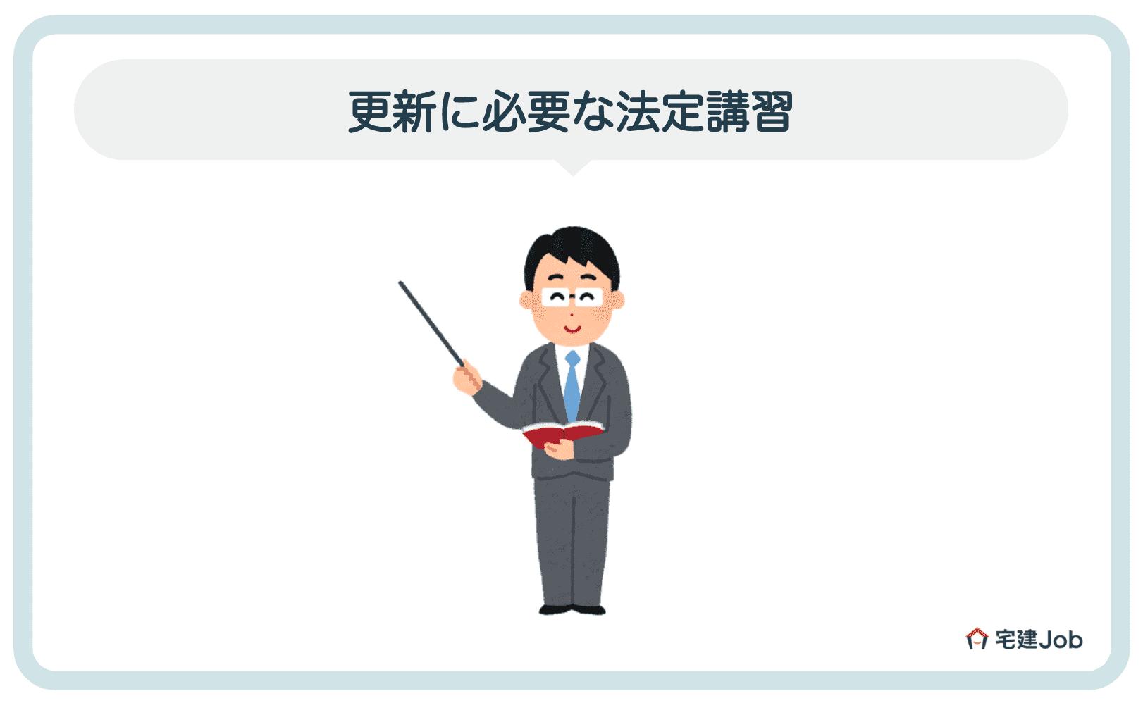 2.マンション管理士の登録・更新に必要な「法定講習」とは