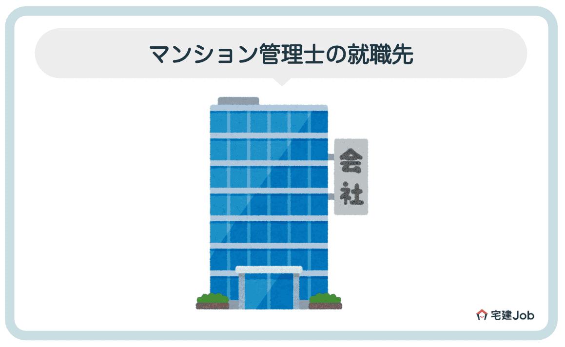 2.マンション管理士の就職先・転職先【求人情報】