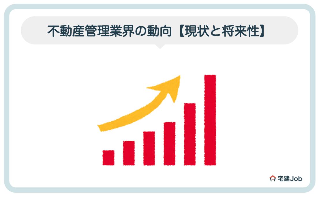 不動産管理業界の動向【現状と将来性】