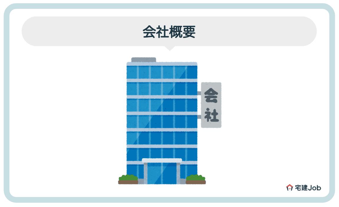 3.東建コーポレーションの会社概要【転職成功に事業理解は必須】