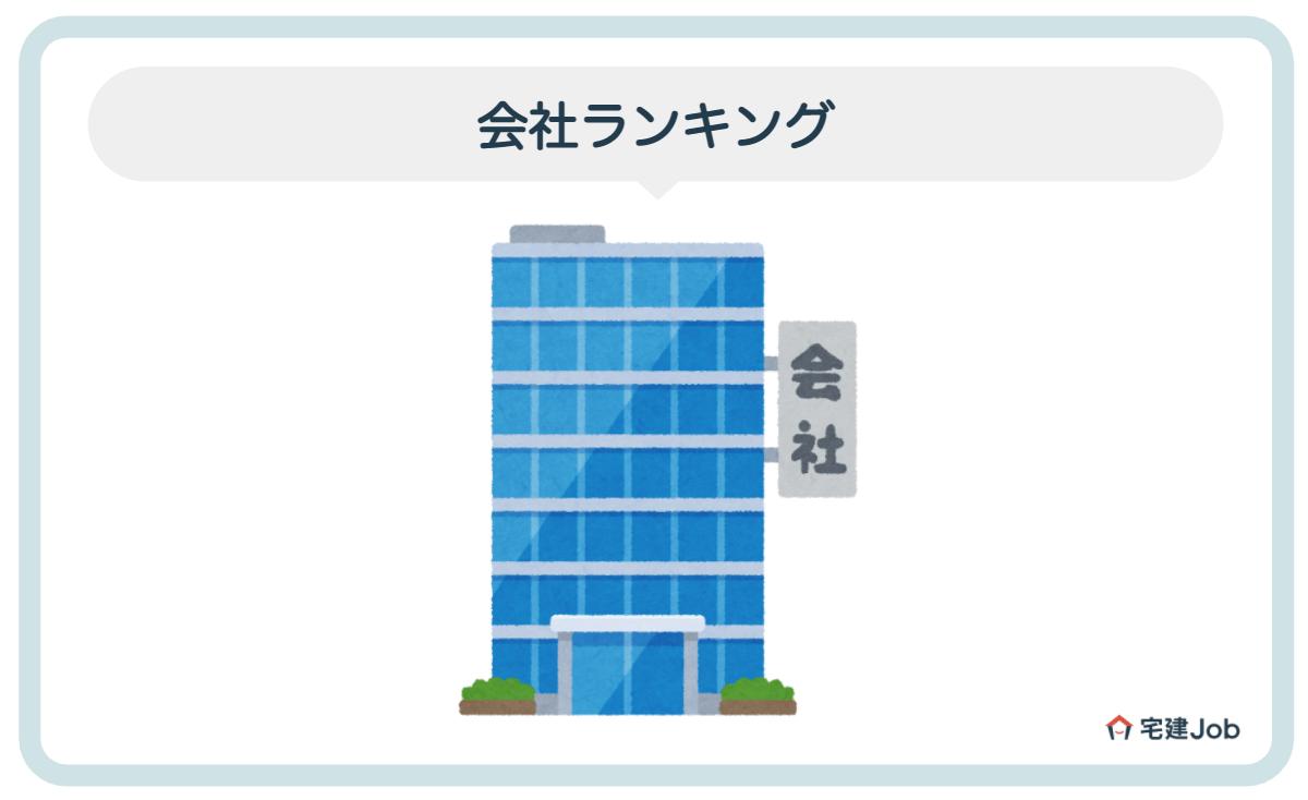 3.ゼネコン会社ランキング【スーパー・準大手・中堅】